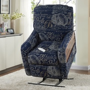 Serta Lift Chairs Oceanside 2 Position Lift Chair