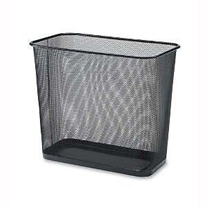 YBM Home Steel 5 Gallon Waste Basket