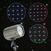 Starscapes Premium Instant Laser Projection Light with Color Isolation & Speed Control, Blue, Red & Green Dots