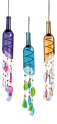 Evergreen Enterprises, Inc Bottle Wind Chime (Set