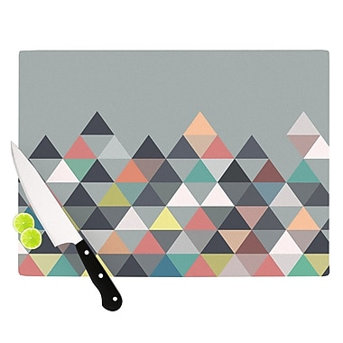 KESS InHouse Nordic Combination by Mareike Boehmer Abstract Cutting Board