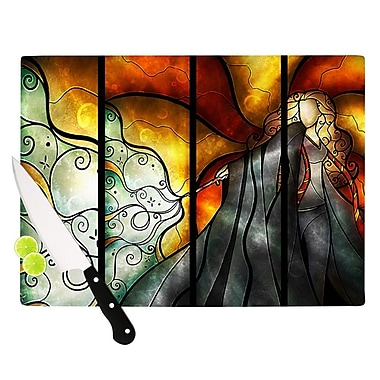 KESS InHouse Expecto Patronum by Mandie Manzano Harry Potter Cutting Board