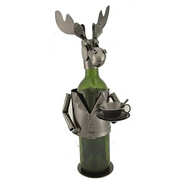 Three Star Moose Chef 1 Bottle Tabletop Wine Rack