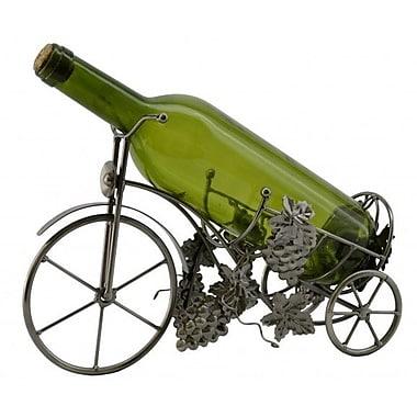 Three Star Tricycle 1 Bottle Tabletop Wine Rack