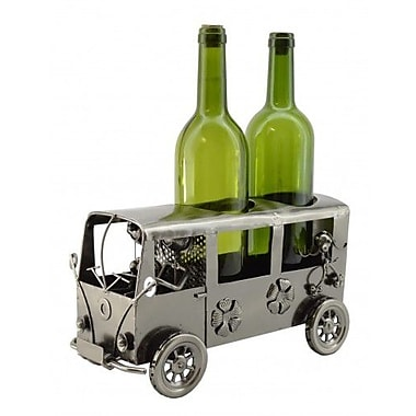 Three Star Mini Van 2 Bottle Tabletop Wine Rack