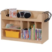 Steffy Classroom 5 Compartment Cubby