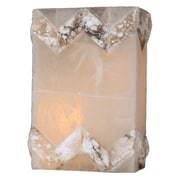 Worldwide Lighting Pompeii 1  Light Wall Sconce