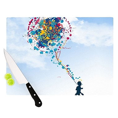 KESS InHouse Child Creation Chronicle by Frederic Levy-Hadida Cutting Board