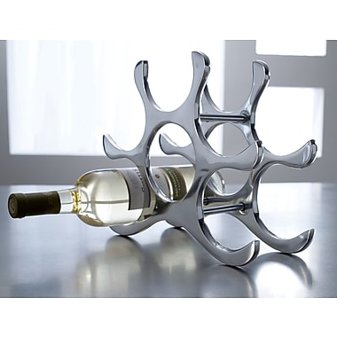 Kindwer 6 Bottle Tabletop Wine Rack