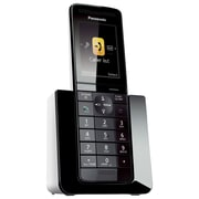 Panasonic 1-HS Euro Design Cordless Phone (KXPRS120)