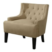 A&J Homes Studio Bahman Lounge Chair; Stone