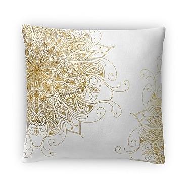 Kavka Equinox Fleece Throw Pillow; 16'' H x 16'' W x 4'' D
