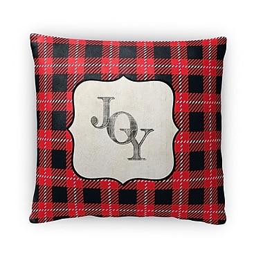 Kavka Joy Fleece Throw Pillow; 18'' H x 18'' W x 4'' D