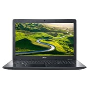 "Acer® Aspire E5-774-50SY 17.3"" Notebook, LCD, Intel Core i5-7200U, 1TB, 8GB, Windows 10 Home, Black"