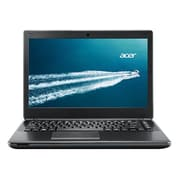 "Acer® TravelMate B TMB115-M-C99B 11.6"" Notebook, LCD, Intel Celeron N2840, 500GB, 4GB, Windows 7 Pro, Black"