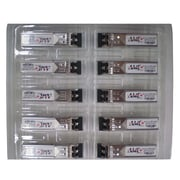 AMC Optics 1000Base-LX/LH SFP Transceiver (GLC-LH-SM-10PK-AMC)