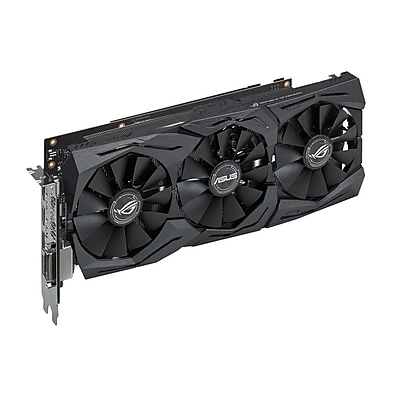 ASUS ROG Strix NVIDIA GeForce GTX 1060 GDDR5 PCI Express 3.0 6GB Gaming Graphic Card