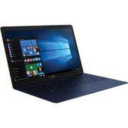 "ASUS ZenBook UX390UA-XH74-BL 12.5"" Notebook, LCD, Intel Core i7-7500U, 512GB, 16GB, Windows 10 Pro, Royal Blue"