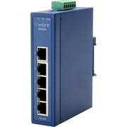 B+B Smartworx® Eworx SE200 Series SE205 5 Port 10/100 Unmanaged Ethernet Switch