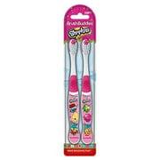 Brush Buddies® Shopkins Toothbrush, 3/Pack (00592-24-3-BUNDLE)