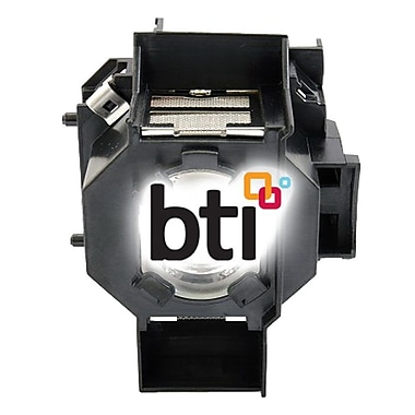BTI Replacement Lamp for Epson PowerLite S4 Projector, Black (V13H010L36-BTI)