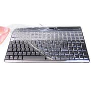 CHERRY Protective Cover for G8x-1800 Keyboard, Clear (KBCV-1800W)
