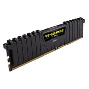 Corsair Vengeance® LPX CMK8GX4M2A2400C14 8GB (2 x 4GB) DDR4 SDRAM DIMM DDR4-2400/PC4-19200 RAM Module