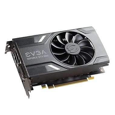 EVGA® NVIDIA GeForce GTX 1060 GAMING GDDR5 PCI Express 3.0 x16 3GB Graphic Card