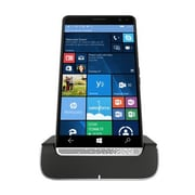 "HP® Elite x3 X9U42UT#ABA 6"" Smartphone, 64GB, Windows 10, Black"