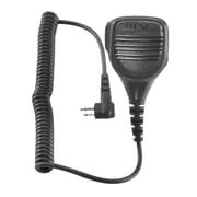 Klein Electronics® BRAVO-M1 Professional Bravo™ Waterproof Speaker/Microphone, Black