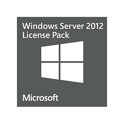 lenovo® Windows Server 2012 Software License, 1 User (0C19602)