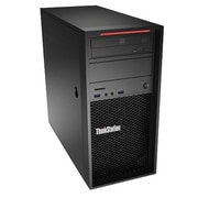 lenovo® ThinkStation P410 Workstation, Intel Xeon E5-1607 v4, 1TB, 8GB, Windows 10 Pro, Black (30B3001QUS)