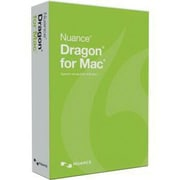 Nuance® Dragon® Pro Individual Academic V.6 Speech Recognition Software, 1 User, Mac OS X, Online (S601A-F02-6.0)
