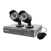 Swann® 4 Channel 720p Digital Video Recorder with Cameras, Gray (DVR4-4400)