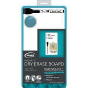 "The Board Dudes® 5 1/2"" x 10"" Magnetic Dry Erase Board (DDD10)"