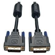 Tripp Lite P560 30' DVI-D Male/Male Digital TMDS Monitor Cable, Black