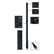 Tripp Lite Monitored Power Distribution Unit, 8.6 kW, Black (PDU3VN10L2130)