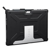 Urban Armor Gear scout UAG-SFPRO4-BLK-VP Rubber Case for Microsoft Surface Pro 4, Black
