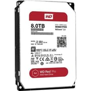 WD® Red Pro WD8001FFWX 8TB SATA NAS Internal Hard Drive