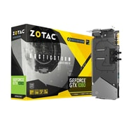 Zotac® NVIDIA GeForce GTX 1080 ArcticStorm GDDR5X PCI Express 3.0 8GB Graphic Card