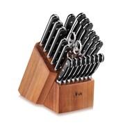 Cangshan V2 Series 22-Piece German Steel Knife Block Set