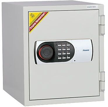 Phoenix Safe International Olympian 1 Hr Fireproof Digital Lock Security Safe