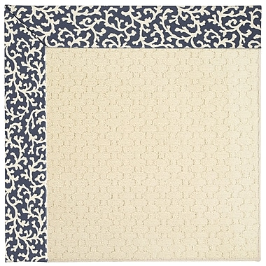 Capel Zoe Light Beige Indoor/Outdoor Area Rug; Rectangle 8' x 10'