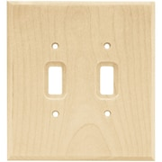 Franklin Brass Double Switch Wall Plate