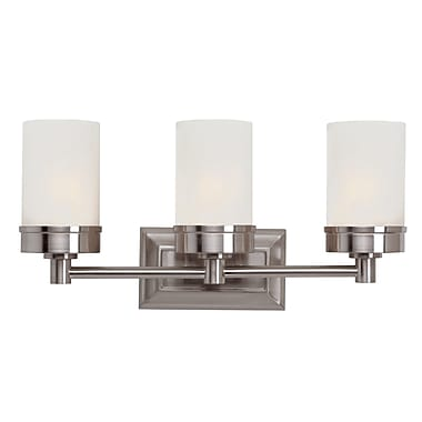 Latitude Run Youngs 3-Light Vanity Light