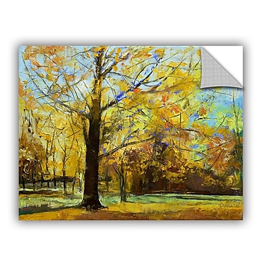 ArtWall ArtApeelz Shades of Autumn by Michael Creese Wall Decal; 24'' H x 32'' W x 0.1'' D