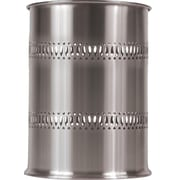 Wildon Home   Metal Trash Can; Oil Rubbed Bronze