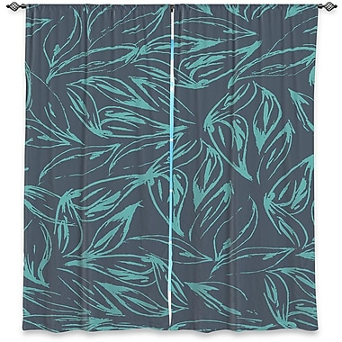 DiaNocheDesigns Curtain Panels (Set of 2); 40'' W x 82'' L