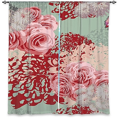 DiaNocheDesigns Curtain Panels (Set of 2); 40'' W x 52'' L