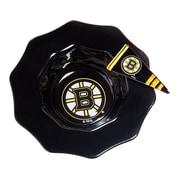 Evergreen Enterprises, Inc NHL Glass Dip Bowl w/ Charm